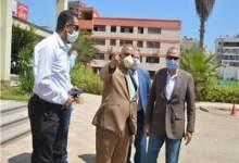 Photo of إستاد بنها الرياضى كان على موعد زياره تفقدية من محافظ القليوبية للإستعدادات الإنتخابية