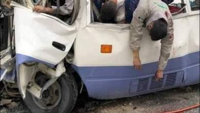 Photo of صحراوى البحيرة انقلاب سيارة و11 مصاب فى حادث خامس فى 24 ساعة