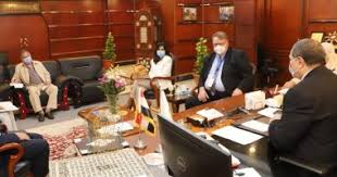 "Photo of سعفان يؤكد لـ""العمل الدولية"" أهمية استكمال مشروع التنافسية"