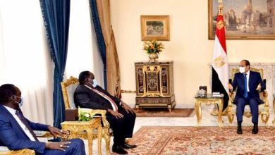 Photo of اتفاق السلام في جنوب السودان بحضور السيسي