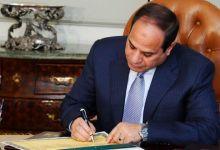 Photo of السيسي يوقع قانونا بالترخيص لـ3 وزراء في التعاقد لاستغلال المحاجر
