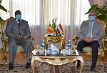 Photo of وزير الطيران المدني يلتقي سفير دولة السنغال لدى جمهورية مصر العربية