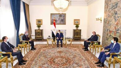 Photo of السيسي يستقبل وزير الخارجية الأردني