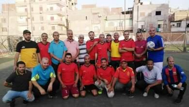 Photo of دورى اللجنة الرياضية للعاملين بمديرية الشباب والرياضة بالقليوبية