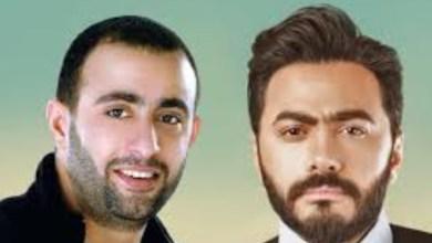 """Photo of أحمد السقا يوجه رسالة لتامر حسني """"حقك عليه ماتزعلش"""""""