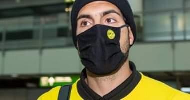 "Photo of إصابة ""إيمرى كان"" لاعب خط وسط دورتموند الألماني بفيروس كورونا"