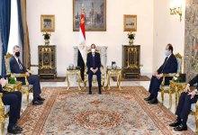 Photo of السيسي يستقبل رئيس المخابرات البريطانية