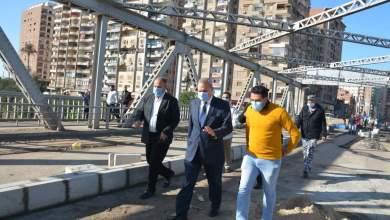 Photo of محافظ القليوبية: يتابع إجراءات الصيانة بكوبري كفر الجزار بمدينة بنها