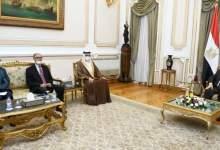 Photo of وزير الدولة للإنتاج الحربي يبحث سبل التعاون مع سفير البحرين بالقاهرة