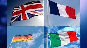 Photo of ألمانيا وفرنسا وبريطانيا وإيطاليا تهدد معرقلي الحوار السياسي في ليبيا