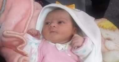 Photo of الأهالي تعثر على طفلة رضيعة داخل عقار سكني بالعاشر من رمضان