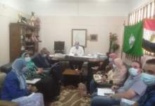 Photo of حمدى الطباخ يعقد إجتماعا إستعدادا للموجة الثانية من الكورونا