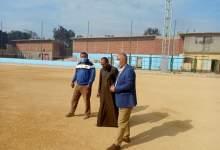 Photo of تنجيل الملعب القانوني بمركز شباب جمجرة القديمة