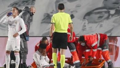 Photo of إصابة رودريغو تفسد فرحة ريال مدريد بفوزه على غرناطة