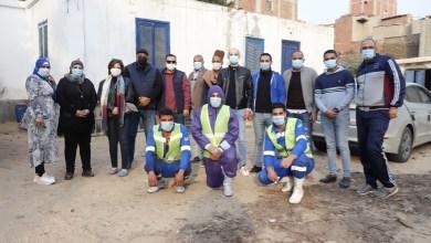 "Photo of بالصور.. نواب التنسيقية في شوارع القليوبية لمواجهة فيروس كورونا برعاية ""زين"""