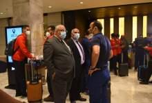 Photo of سفير مصر بالنيجر يستقبل بعثة الأهلي في المطار