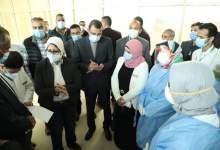 Photo of وزيرة الصحة توجه بسرعة البدء في رفع كفاءة مستشفى بئر العبد بشمال سيناء