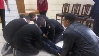 Photo of وفاة شاب إثر سقوطه من الطابق الـ 11 أثناء عمله بكفر الشيخ