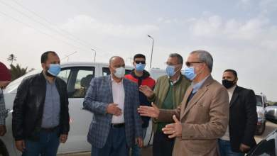 Photo of الهجان يقوم بجولة تفقدية بمدينة الخانكة…ويرصد مخالفات المتغيرات المكانية