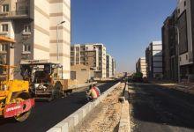 Photo of رئيس الجهاز: بدء أعمال رصف طريق شمال المطار بمدينة 6 أكتوبر الجديدة