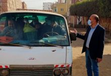 Photo of تحرير ٣٠ مخالفة عدم إرتداء كمامات غلق وتشميع مقهى بدون ترخيص بدمنهور