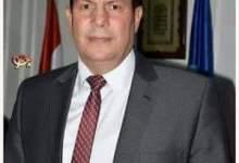 Photo of وزيرة الصحة تؤدي واجب العزاء لأسرة الدكتور حمدي الطباخ