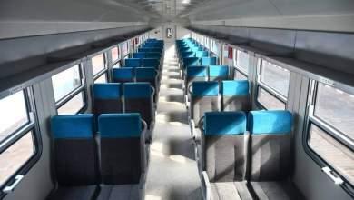Photo of وصول 22 عربة سكة حديد جديدة للركاب إلى ميناء الإسكندرية