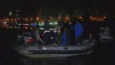 "Photo of انتشال جثتي غريقين من مياة كفرشكر..والسبب فيديو ""تيك توك"""