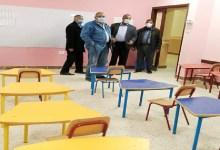 "Photo of وكيل ""وزارة التربية التعليم بالوادي الجديد"" يتابع صيانة المدارس"