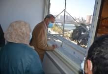 "Photo of ""الهجان"" يتفقد أعمال تطوير مبنى ديوان عام المحافظة ويوجه بسرعة تسليمه في الوقت المحدد وبالجودة المطلوبة"