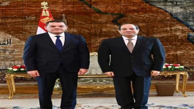Photo of ليبيا تعود للمسار الصحيح…وتفاصيل لقاء السيسي ورئيس الحكومة الليبية الجديد