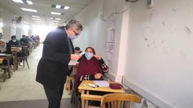 Photo of عميد طب بنها : رفع درجة الإجراءات الوقائية والإحترازية استعدادا للإمتحانات