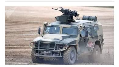 "Photo of صانع سيارة ""نمر"" الروسية وصل إلى طريقة لزيادة حمولتها"