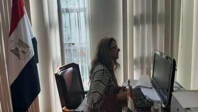 Photo of سفيرة مصر لدى بوليفيا تعقد لقاءاً مع نائب وزير الخارجية البوليفي