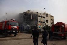 Photo of النيابة العامة تحقق في مصرع 20 عاملا بحريق مصنع العبور