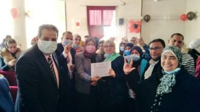 Photo of نوعية الزقازيق تنظم يوم تدريبي لفتيات جمعية الصم والبكم وضعاف السمع