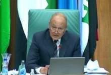 Photo of أشكر الرئيس السيسى لإعادة ترشيحى لأمانة جامعة الدول العربية