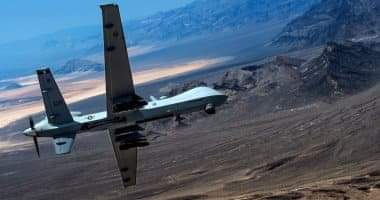 Photo of قوات التحالف تدمر طائرة حوثية مسيرة أطلقت من اليمن بتجاه السعودية