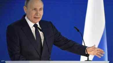 """Photo of بوتن يأمل ألا يفكر أحد في تجاوز """"الخط الأحمر"""" مع روسيا"""