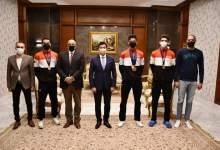 Photo of وزير الرياضة يكرم أبطال مصر ببطولة العالم للسلاح