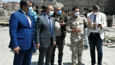 Photo of رئيس جامعة الزقازيق يتفقد مستشفى الطوارئ لدفع الاعمال بها استعدادا لتشغيلها في أواخر العام الحالي