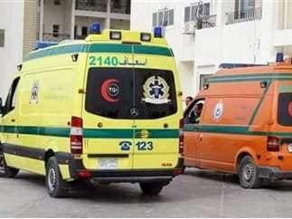 Photo of إصابة ١٠ أشخاص بحادث سيارة بالشرقية