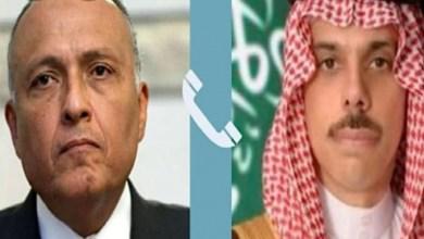 Photo of وزير الخارجية يبحث هاتفيا مع نظيره السعودي التطورات على الساحة الفلسطينية