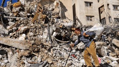 Photo of منازل ومدارس تتحول لحطام..أزمة إنسانية تخنق غزة