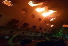 Photo of السيطرة علي حريق كنيسة العمرانية ولم نعرف أسباب وقوعها حتي الأن