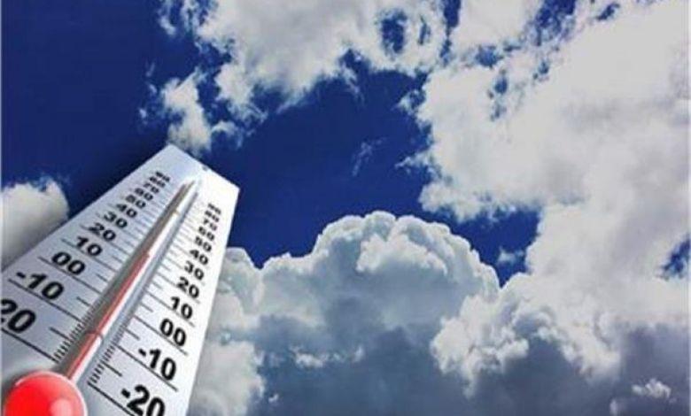 Photo of ارتفاع فى درجات الحرارة اليوم.. والعظمى بالقاهرة 32 درجة