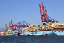 Photo of تداول 21 سفينة حاويات وبضائع عامة بموانئ بورسعيد