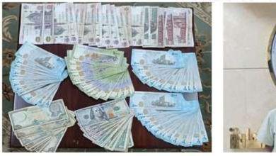 Photo of ضبط عربي الجنسية لقيامه بالإتجار بالنقد الأجنبي خارج السوق المصرفي