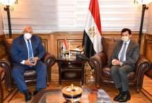 Photo of وزير الشباب والرياضة يلتقي محافظ الوادي الجديد
