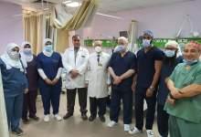 Photo of إجراء أول عملية قلب مفتوح بمستشفى التأمين الصحي ببنها